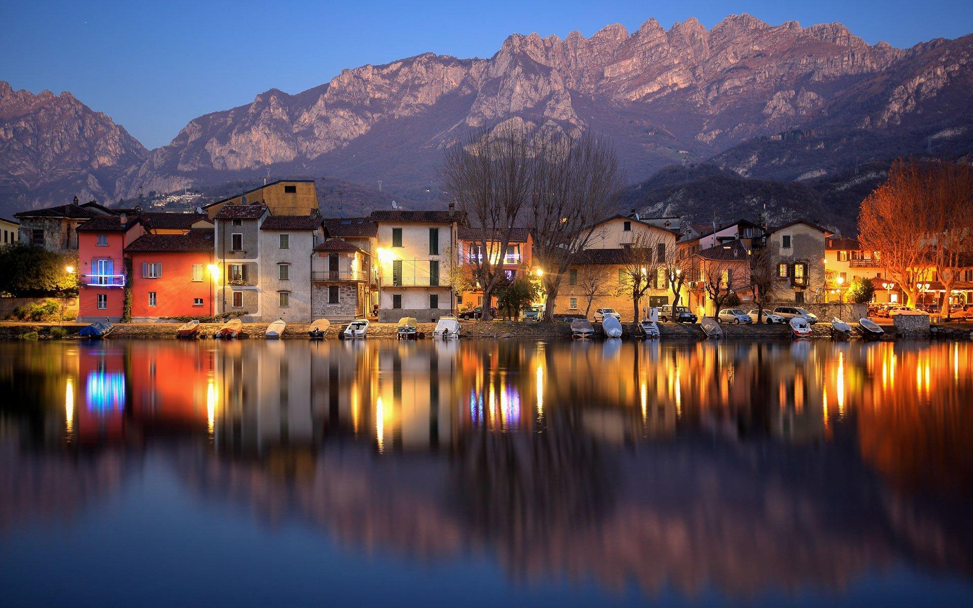 Lecco Pescarenico © emilio buzzella