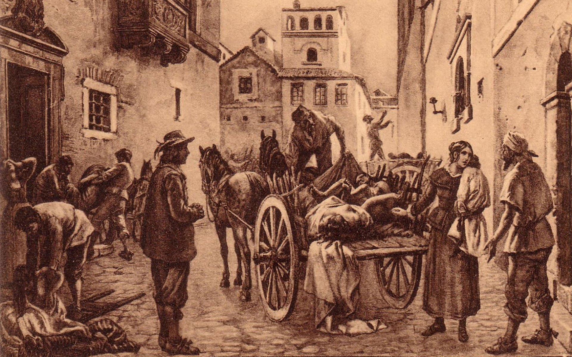 Promessi Sposi la peste